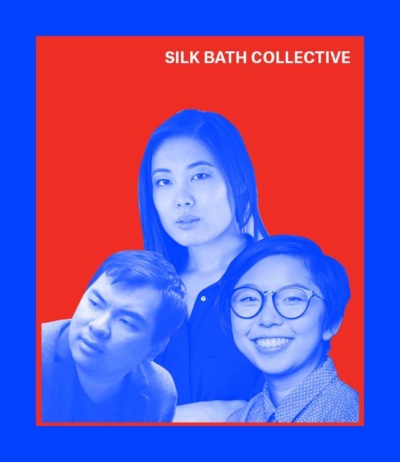 Photo of Silk Bath Collective members