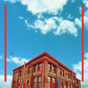 Theatre Passe Muraille is a historic brick building with red lining